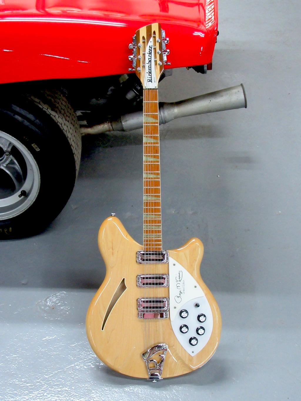 Rickenbacker 370 12 Roger Mcguinn 1989 Mapleglo Guitar For Sale 360 Wiring Diagram