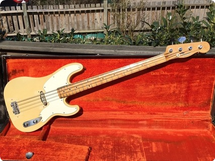 Fender Telecaster Bass 1968 Blonde