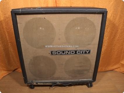 Sound City 0 110 Fane 122190 Speakers