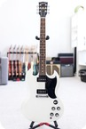 Gibson 50th Anniversary Pete Townshend SG In Alpine White With Hard Case 2011
