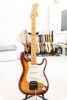 Fender Dan Smith Stratocaster In Sienna Burst 1983