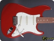 Tommys Special Guitars Stratocaster 2017 Dakota Red
