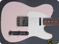 Tommys Special Guitars Telecaster 2017 Pink