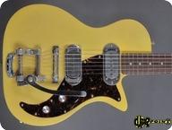 Fred Stuart Rock It Tone 2017 Yellow