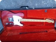 Fender Telecaster 1967 Candy Apple Red