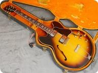 Gibson ES 335 TD 1966 Sunburst