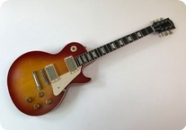 Gibson Les Paul Reissue 1958 R8 Custom Shop 58 2011 Washed Cherry