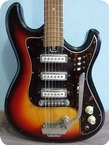KawaiTeisco 1961 Sunburst
