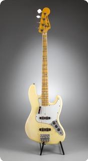Fender Jazz Bass 1978 Olympic White