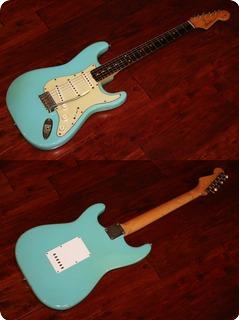Fender Stratocaster  (fee0033) 1963