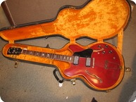 Gibson ES335TDC 1968 Cherry Red