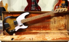 Fender Precision 1956 2 Tone Sunburst