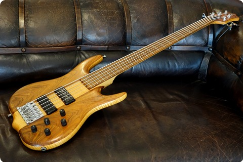 Ken Smith Bass 2000 Tiger Maple