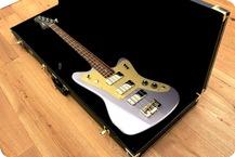 Deimel Guitarworks Deimel Firestar Bass 2017 Saturn Lavender