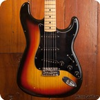 Fender Stratocaster 1978 Three Tone Sunburst
