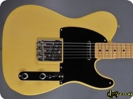 Fender Custom Shop Commemorative Broadcaster 1 Of Only 50 1999 Blond