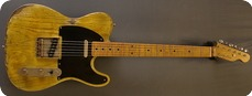 Real Guitars Standard Build Roadwarrior Aged Nitro T 2017 Butterscotch