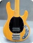 Musicman Stingray Fretless Bass 1977 Natural