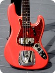 Fender Jazz Bass 1961 Fiesta Red