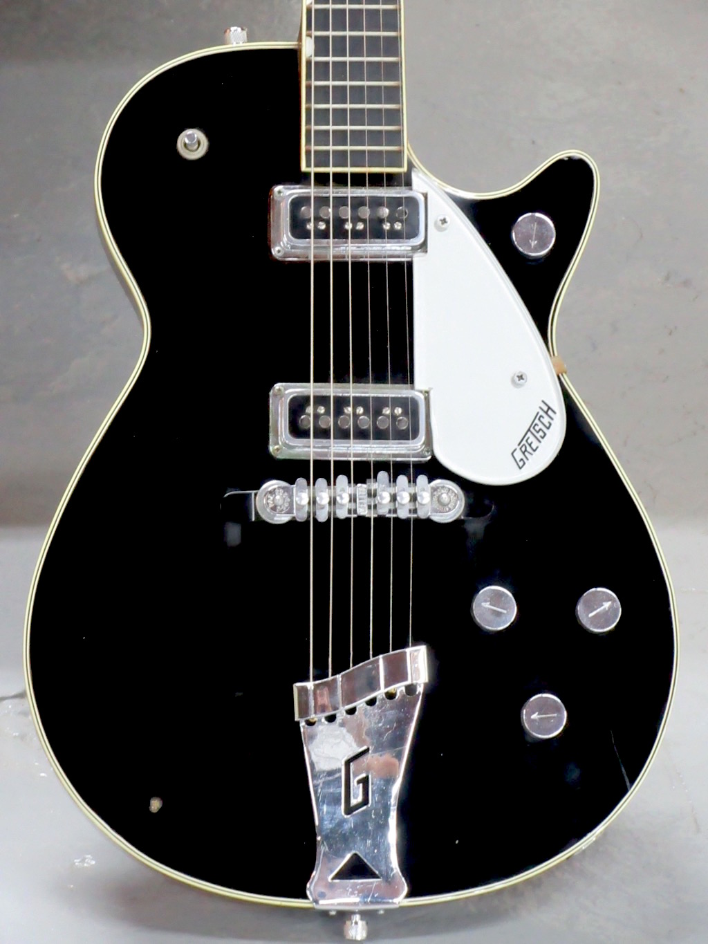Gretsch 6128 Duo Jet 1956 Black