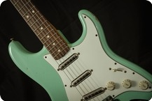 Fender Custom Shop 1964 Stratocaster Relic RW SFG 2013 Surf Green