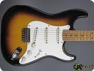 Fender Stratocaster ...only 304 Kg 1957 2 tone Sunburst