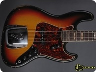 Fender Jazz Bass 1971 3 tone Sunburst