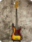 Fender Precision Bass 1967 Sunburst