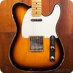 Fender Custom Shop Telecaster 2010 Two Tone Sunburst