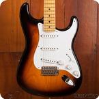 Fender Custom Shop Stratocaster 2016 Two Color Sunburst
