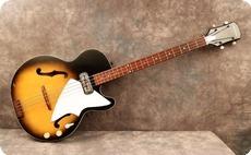 Harmony H22 1961 Sunburst