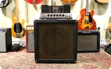 Ampeg B15NB 1962 Blue Checked Tolex