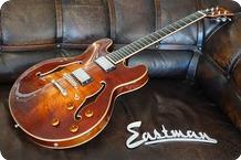 Eastman Guitars T186mx Semi Hollow Guitar 2017 Classic