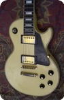 Gibson Les Paul Custom 1974 White Creme