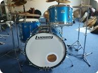 Ludwig Mach 4 1971 Silk Blue