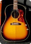 Gibson J 160E 1965 Dark Sunburst