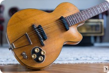 Hfner Hofner 126 Club 50 1956 Natural