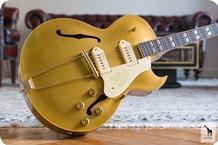 Gibson ES 295 1956 Gold