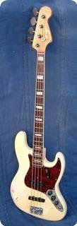 Fender Jazz Bass 1971 White Creme