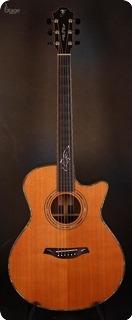 Furch Guitars G25 Cr Cut 2014 High Gloss