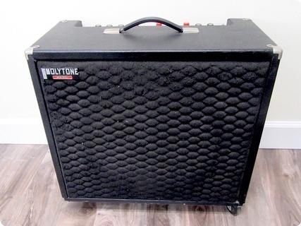 Polytone Mini Brute S 15l Jazz Guitar Amp Combo 1984