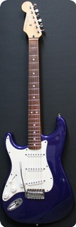 Fender Stratocaster Lefty 1999