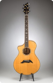 Breedlove Master Class Series Pacific 2008 Natural