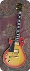 Gibson Les Paul Custom Lefty 1976 Cherry Sunburst