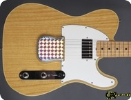 Fender Custom Shop Albert Collins Telecaster 1991 Natural