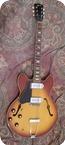 Gibson ES 330 ES330 LEFTY 1966 Sunburst