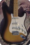Fender Stratocaster John Cruz 57 Reissue 1988 Sunburst Two Tone