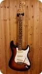 Squier By Fender JV Stratocaster 1983 3 Tone Sunburst