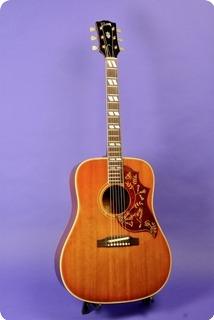 Gibson Hummingbird 1963 Cherry Sunburst