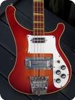 Rickenbacker 4001 Bass 1973 Fireglo